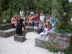 Groene schoolpleinen - ChristenUnie Houten great area to have in a natural playground