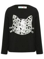 M&Co; Girls Cat Print Top, download this press image at prshots.com/press #fashion #top #cat #trend #style #fblogger #fashionblogger