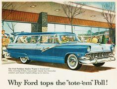 Ford 1956 Parklane