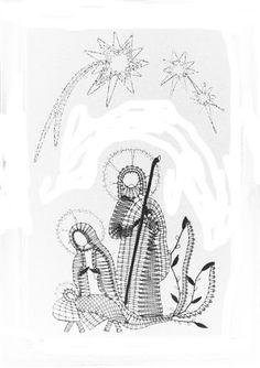 mis cosas hasta 2.011 - mdstfrnndz - Webové albumy programu Picasa Bobbin Lace Patterns, Tatting Patterns, Doily Patterns, Dress Patterns, Paper Embroidery, Embroidery Dress, Vbs Crafts, Lacemaking, Point Lace