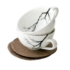 Cappuccino Cup & Saucer from Love Milo - R139 (Save 42%)