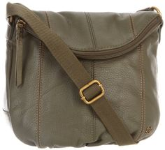 The Sak Deena Crossbody Bag, Olive, One Size ** You can get additional details at the image link.