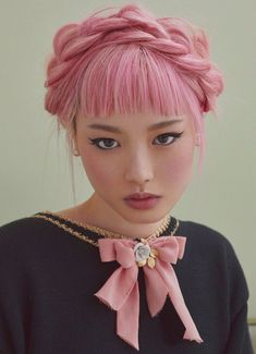How to Dye Your Hair Pink and Stunning Pink Hair-Styles! – Hair Tutorials Source by hairtut Hair Inspo, Hair Inspiration, Character Inspiration, Fashion Inspiration, Photographie Portrait Inspiration, Aesthetic People, Face Aesthetic, Grunge Hair, For Love And Lemons