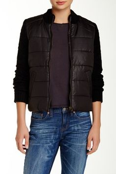 Chill Vibes Quilted Jacket