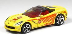 Matchbox '15 Chevy Corvette Stingray