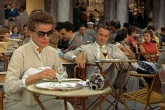 Summertime (1955) starring Katharine Hepburn and Rossano Brazzi. Directed by David Lean