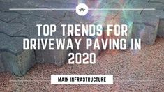>> Check out these paving styles and trends that will help you transform your pavement into a new look. Driveway Paving, Walkway, Pavement, How To Get, Trends, Reading, Check, Sidewalk, Side Walkway