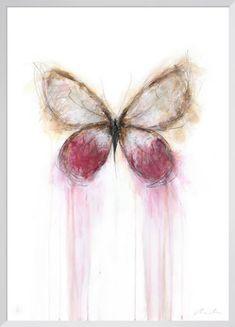 Blush Art Print by Marion McConaghie at King & McGaw