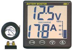 Nasa batterimeter med 100A shunt