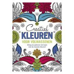 Een prachtig boek dat nog mooier wordt door het in te kleuren.Leuke patronen boordevol details voor urenlang kleurplezier.Van bloemen en blaadjes tot abstracte patronen, voor ieder wat wils!Ontspannend, inspirerend, opwekkend -laat je creativiteit de vrije loop en breng de tekeningen tot leven! Afmeting: 29,4 x 21,2 cm. - Creatief kleuren voor volwassenen