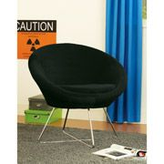 WM - Your Zone orb chair black - 59