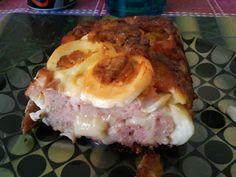 Pollenstein o pastel de carne picada I.