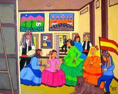 Pintura: OBRAS DE ARTE POR VERDIALES