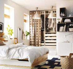 IKEA furniture and home accessories are practical, well designed and affordable. Here you can find your country's IKEA website and more about the IKEA business idea. Ikea Bedroom, Bed Frame With Drawers, Ikea Bedroom Furniture, Ikea Bed, Ikea Mandal Bed, Home, Furniture Design Modern, Home Bedroom, Home Furnishings