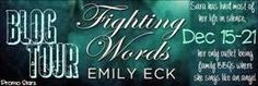 Emily Can Say What She Wants: Fighting Words is LIVE!!