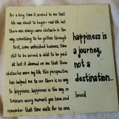 1990's Distressed Refrigerator Magnet Inspirational Quote by Souza