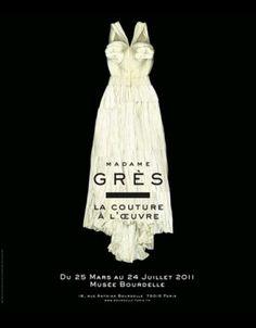 Madame Gres robes drapées inspiration rome antique - Recherche Google