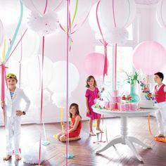 Des ballons décorés pour une fête mémorable - Marie Claire Idées