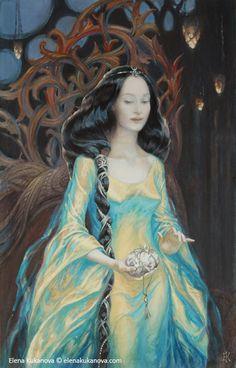 Melian the Maia.