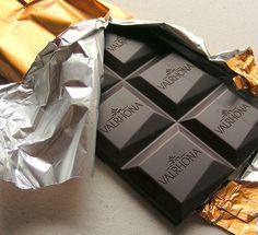 Valrhona dark chocolate