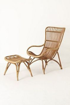 Banda Armchair From Anthropologie (Kind Of Like A Hanging Chair?