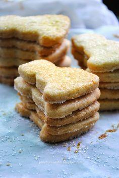 Pane, burro e alici: Biscotti con farina di riso
