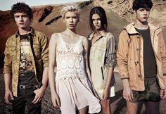 Pull SS 2013 ft. Simone Nobili, Valerija Sestic, Daniela Braga and Justin Barnhill