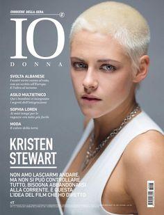Kristen Stewart for IO Donna - 24th June 2017