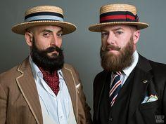 Beard swag