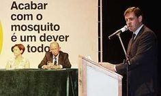 Prefeitura de S.Bernardo lança campanha de combate à dengue
