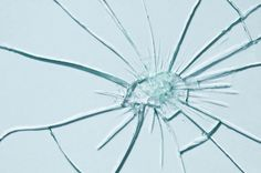 radial glass crack - Google Search