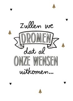 Kaarten - kerst - hip | Hallmark December Wishes, New Year Wishes, Funny Lyrics, Dutch Quotes, Love Life Quotes, Poetry Poem, Happy New Year 2020, Super Quotes, Little Gifts