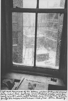 http://laurencephilomene.tumblr.com/post/10793654561/i-got-more-conscious-of-the-kitchen-window