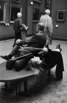 Alécio de Andrade - Louvre Museum, Paris, 1990