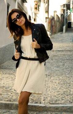 Leather dress jacket – Jackets photo blog