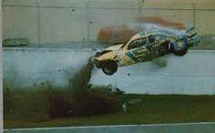 #15 Wrangler Ford. Ricky Rudd Nascar Crash, Nascar Racing, Auto Racing, Dirt Racing, Racing News, Old Vintage Cars, Vintage Racing, Vintage Auto, Sprint Cars