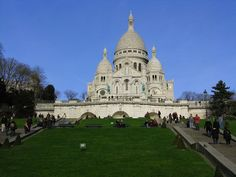 Sacre Coeur - I've been here!!