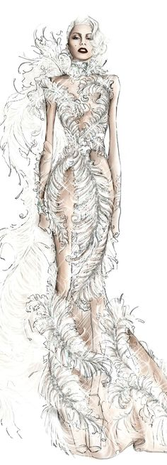 Roberto-Cavalli-for-Lady-Gaga-Cheek-to-Cheek