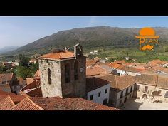 San Martín de Trevejo - Sierra de Gata - Extremadura - YouTube