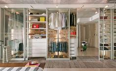 Guarda roupas: 7 closets