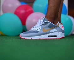 _ Nike Air Max 90 HYP iD _ Pink Pack _