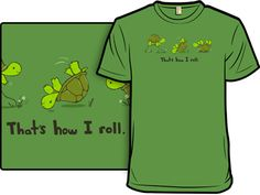 They See Me Rollin' - Shirt.Woot This is defiantly how I roll.
