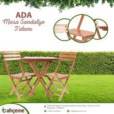 Outdoor Chairs, Outdoor Furniture Sets, Outdoor Decor, Home Decor, Homemade Home Decor, Interior Design, Home Interiors, Decoration Home, Garden Chairs