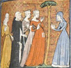 Le Roman de la Rose (University of Chicago Library ), c. 1365