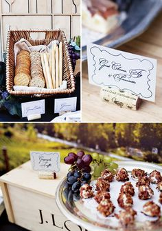 I'm so excited to share this gorgeous, Rustic-Glam Wine Tasting Party with you today! And my personal affinity for a good vino only has a tiny something to
