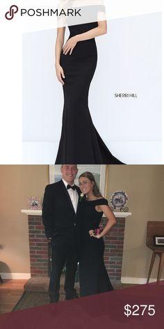 Sherri Hill Dress Worn Once Sherri Hill Dresses Prom