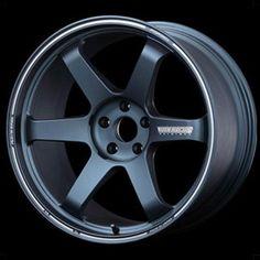 Volk Racing TE37 Ultra Matte Blue Gunmetal