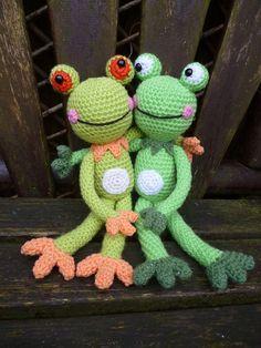 Froggy Friends-$5.00 byJanine HolmesofMoji-Moji Design