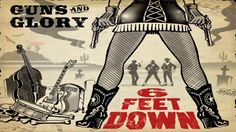6 Feet Down.  Never Dead.