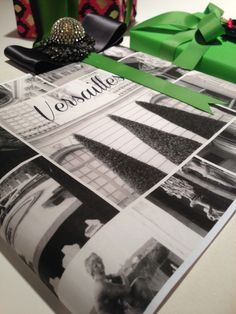 A Gift Wrapped Life - Gifting Tips, Advice and Inspiration/ Versailles gift Wrap